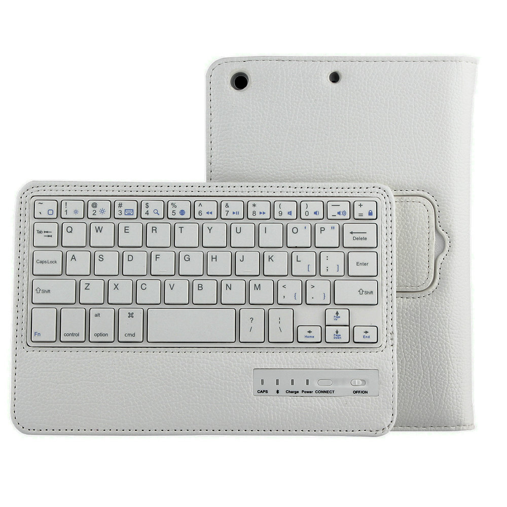 factory fashion white tablet case new hot selling cover for ipad mini with standing