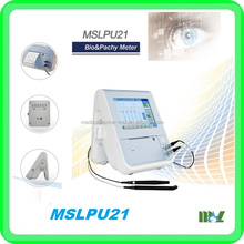 Newest ultrasonic ophthalmic pachymeter/Ultrasound Biometer for reducing visual fatigue and eye protection MSLPU21J