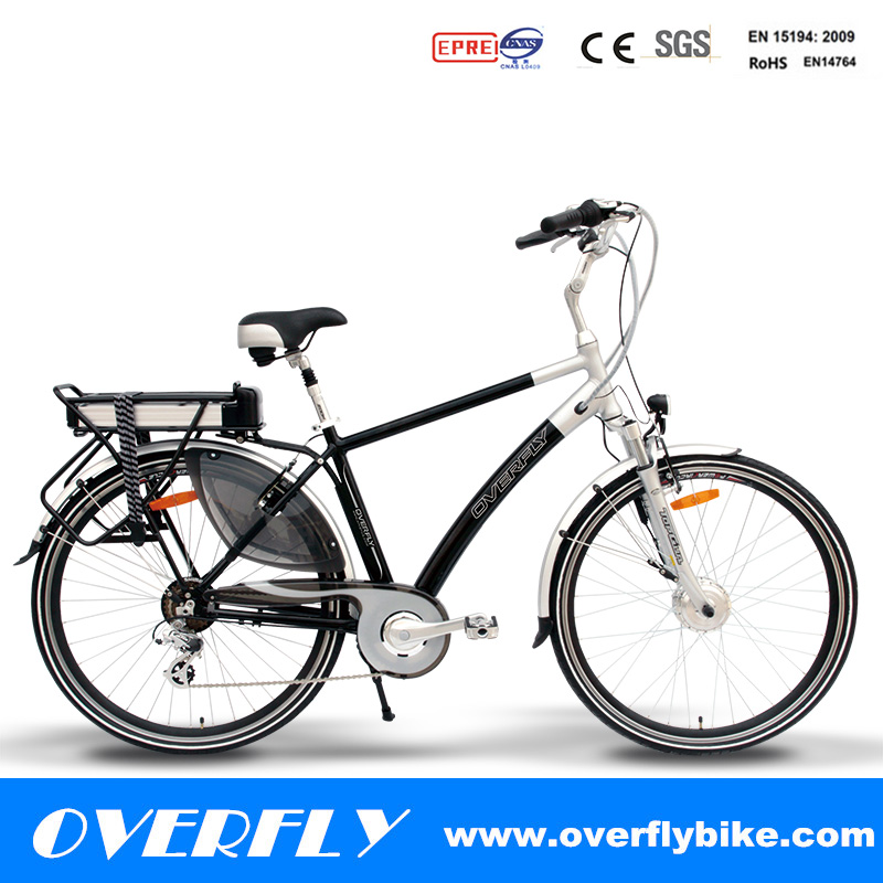 700c pedal power hybrid electric bike city bike electrical bicycle