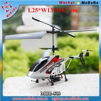 Alloy 509 antique model elicottero 3.5 ch rc drone helicopter