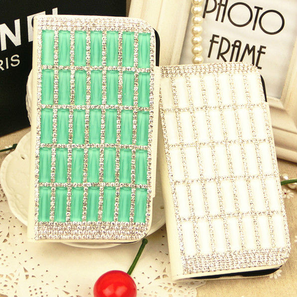Case for Samsung Galaxy S4 S IV i9500 Bling Diamond Rhinestone Case/Cover/Skin for Samsung Galaxy S4 i9500