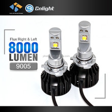 Cnlight Yike Emark German Quality Japan Inspection 4000 lumen 35w 12v cars use 9005 9012 h11 led car headlight