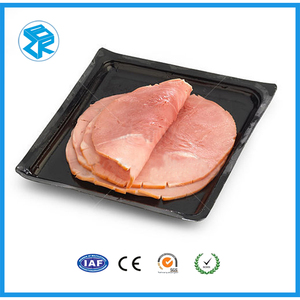 Multifunctional plastic tray pill blister packaging plastic disposable frozen food tray for wholesales