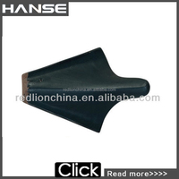 400X285mm black roofing slate tiles/ roof tile coatings/ concrete slate roof tileS16