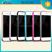 Luxury hot selling aluminum bumper phone case for google nexus 4