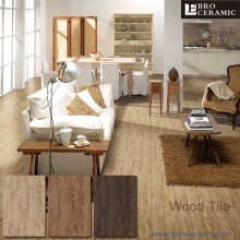 Ebro 2017 non-slip wooden style ceramic tile that looks like wood flooring 150x600mm 150x900mm
