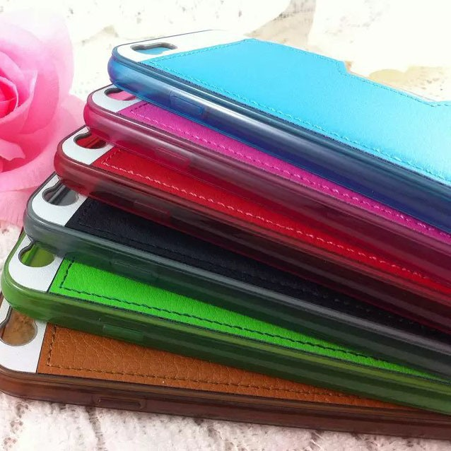 mobile phone case for iphone 6 credit card back cover case for iphone 6