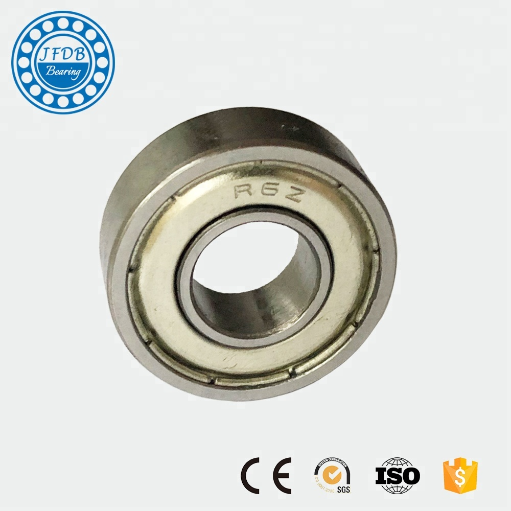 r6z r6zz inch size deep groove ball <strong>bearing</strong>