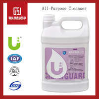 hard surface all purpose liquid cleaner