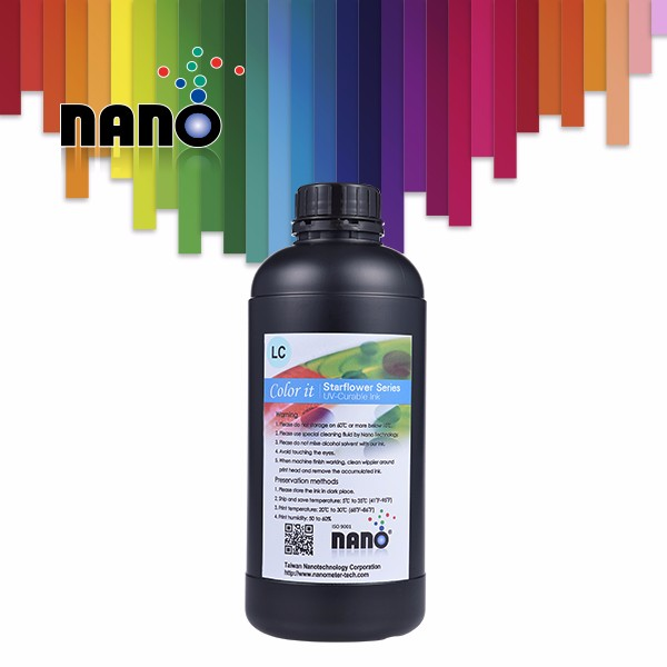 Special offer in high saturation and colorful uv ink price