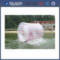Popular and attractive water walking balls ride, inflatable water rolling ball