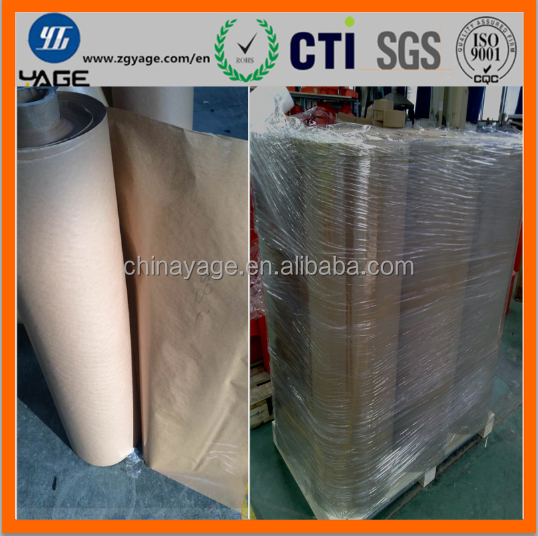 thin paper impregnated with phenol resin for film faced plywood with factory price