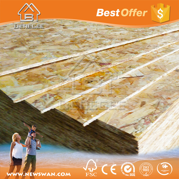 6-30mm OSB Plywood / OSB Board in Sale
