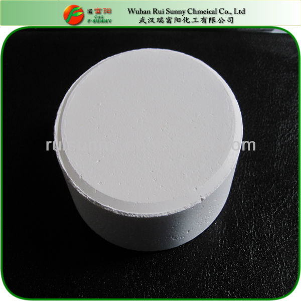 Ca(clo)2 Calcium Hypochlorite Price For Disinfectant Chlorine Tablets