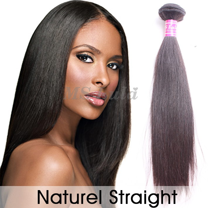 Alibaba Best Selling And High-quality Natural Hair Weaving 100% Virgin Remy Straight Indian Human Hair Weave