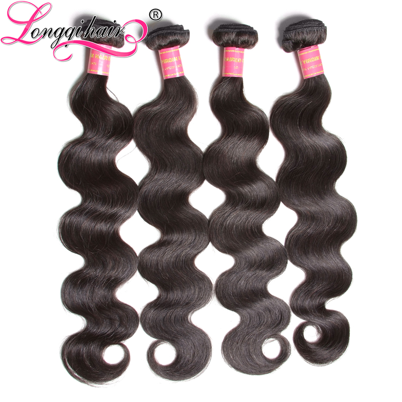 100% human hair brazilian virgin hair extension in mozambique