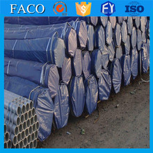 Tianjin gi pipes ! erw pre galvanised steel tube gold supplier ms pre-galvanized pipe