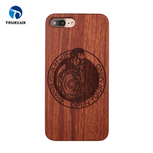 2017 New Factory Price TPU Wood Grain Phone Cover Case for iPhone 8