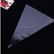 Yiwu Hot Sell Food Grade High Quality Cone Shaped Safe Plastic Bags Cone Bags