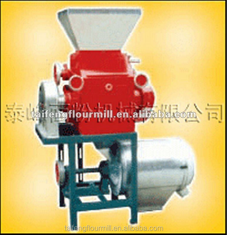 home use small scale /mini manual wheat /corn flour milling machine
