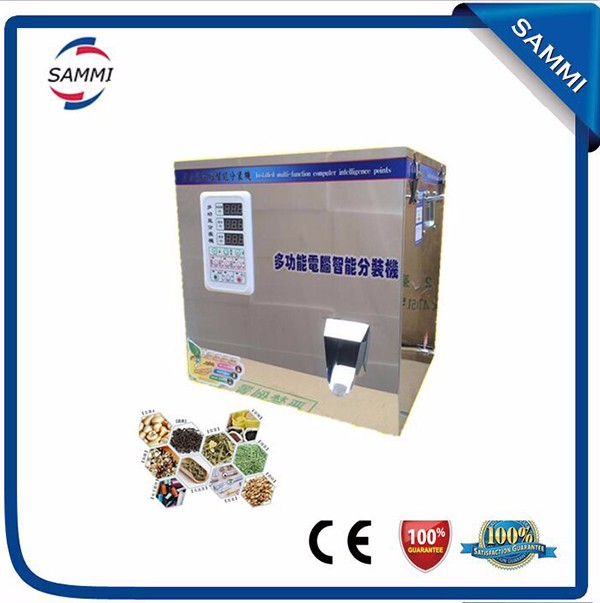 2-200g vibrator grain filling and weighing machine