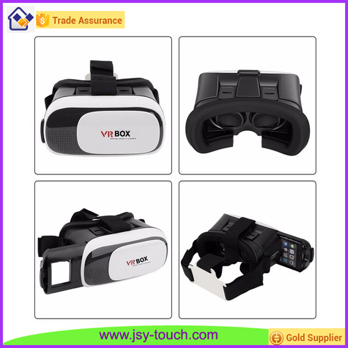 Shenzhen 3D Glasses Virtual Reality Box for Blue Film Video/xnxx Movie/Open