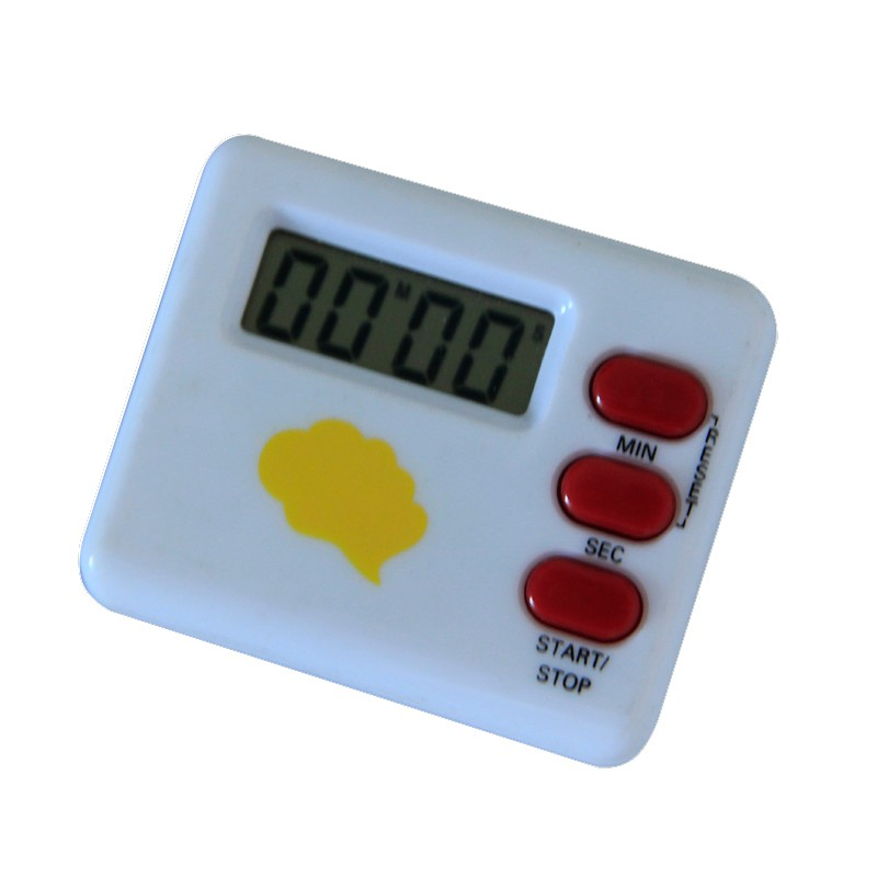 Cheap countup countdown digital kitchen timer with magnet
