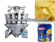 WP-F10 potato chips Modular combination weigher