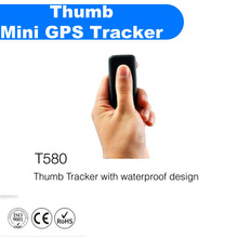 mini small gps tracker keychain with SOS alarm and waterproof kingneed T580