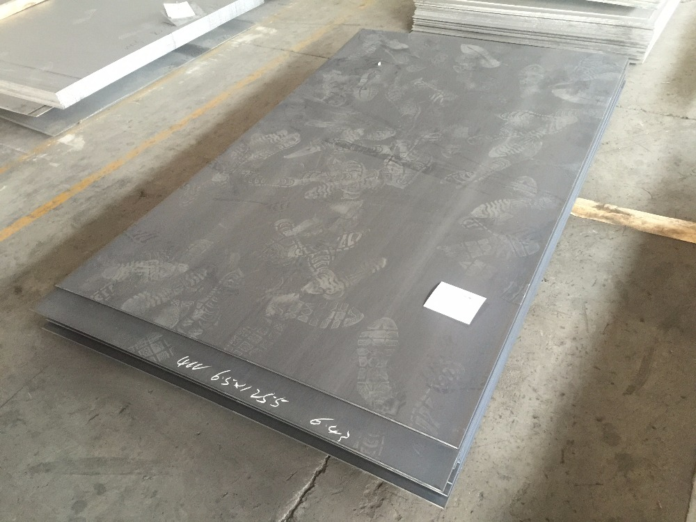 420j2 stainless steel plate, 6mm thickness