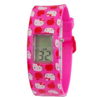 Cute Cartoon Kids Bracelet Digital Watch