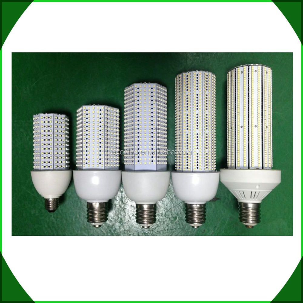 China factory 20W 30W 40W 60W 80W 100W 120W LED corn light E40 LED bulb