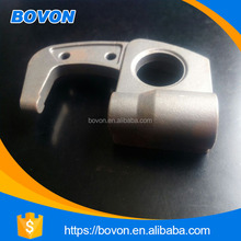 stainless steel casting and polishing casting stainless steel threaded butt plug casting and forging valve pump
