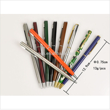 New High quality Metal Ball Pen/ Promotion Advertising Ball Pen/Crown metal pen