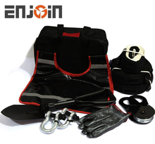 ENJOIN 4X4 Recovery Kit - Tool Bag Plus 10 in 1