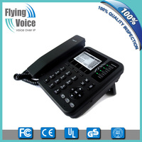 Flyingvoice free call IP Phone via internet,4 line sip phone,VoIP phone IP542NP