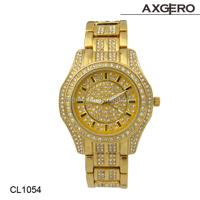 All jewellery diamond watch with crystal luxury watch royal diamond watches unisex
