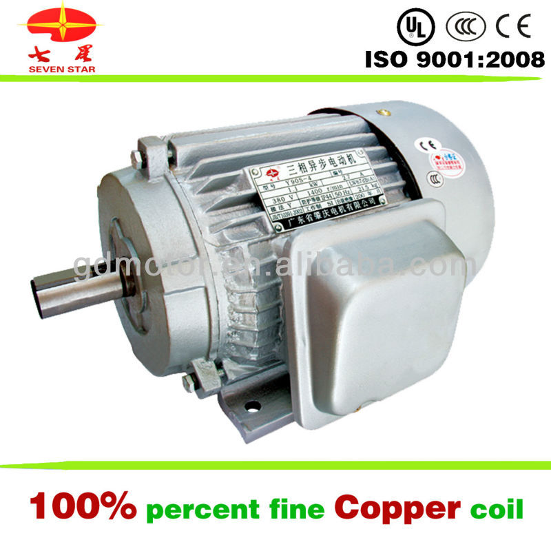 Electric motor for biomass boiler china