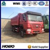 Sinotruck howo 6x4 sand tipper dump truck for sale