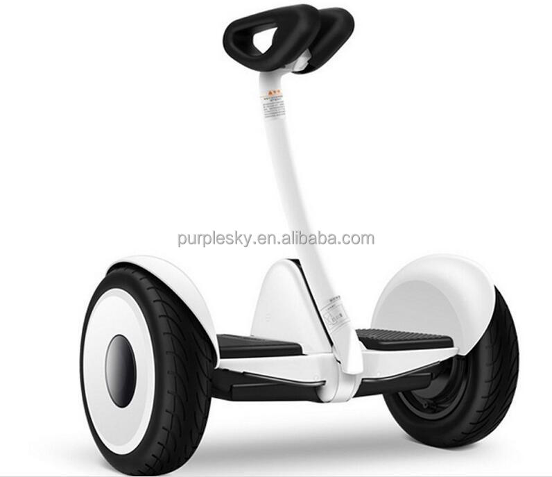 Powerful Outdoor E Mobility scooter Stand Up Electric Scooter with handle bra