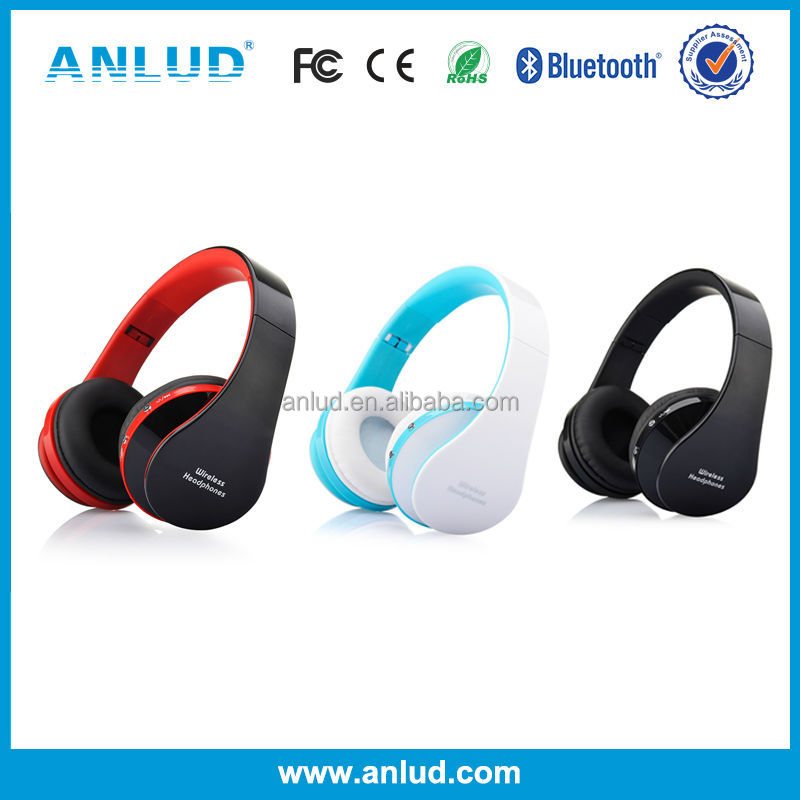 ALD06 The Cheapest over the ear bluetooth headphones from china factory