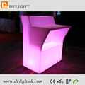 IR remote control mobile and portable LED shine bar counter for bar and nightclub