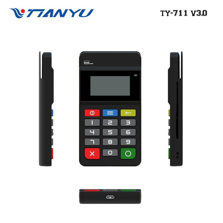 complete pos system support NFC with EMV smart pos terminal pos terminal