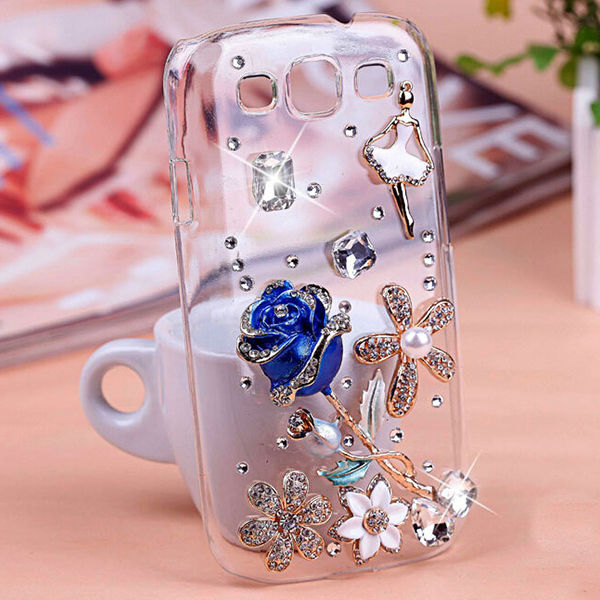 For Samsung Galaxy S3 Creative Design Clear Stylish Case Cover
