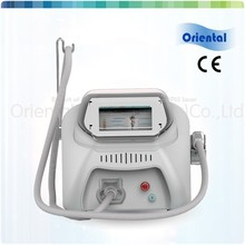 intense pulse light/protable 808nm diode laser hair removal machine looking for agent