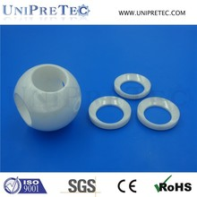 Zirconia Ceramic Ball Valve/Zirconium Dioxide/Ceramic Parts