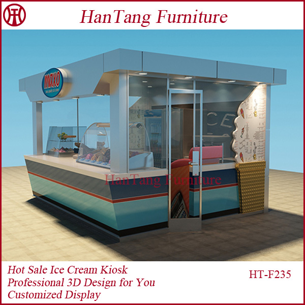 Hot Sale Retail Kiosk Juice Bar With High Quality