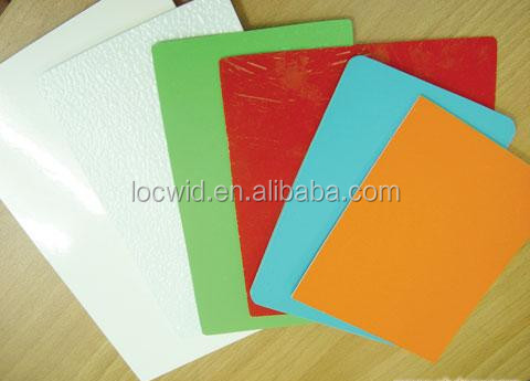 Plastic Insulation Material frp embossed sheet