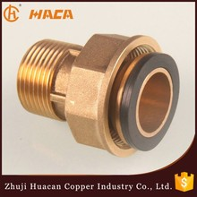 Professional Manufacturers Gas Meter Connectors Socket Parts Coupling