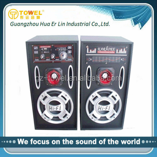 Hot Fashion 2.0 Bluetooth Portable DJ Speaker Disco Speaker Professional Speaker